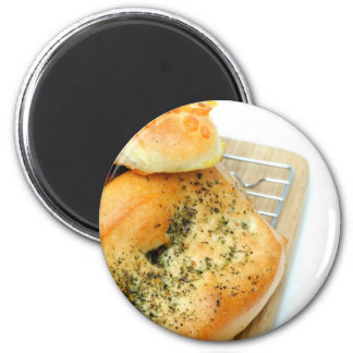 Bread And Rolls Magnet