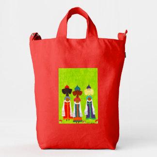 Bread and Salt Girls Duck Bag