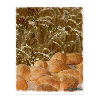 Bread Artisan Post Card