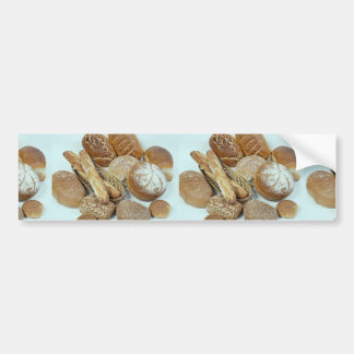 Bread assortment bumper sticker