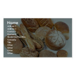 Bread assortment Double-Sided standard business cards (Pack of 100)