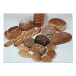 Bread assortment invite