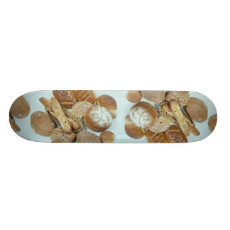 Bread assortment skate board