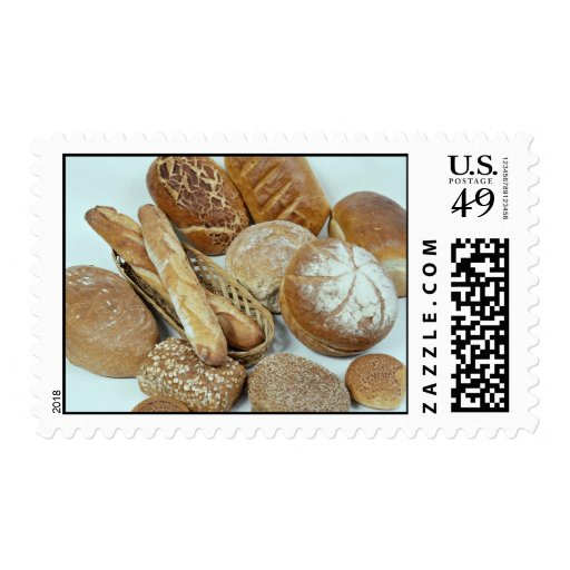 Bread assortment stamp