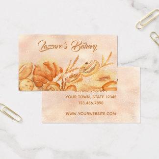 Bread Bakery Business Card