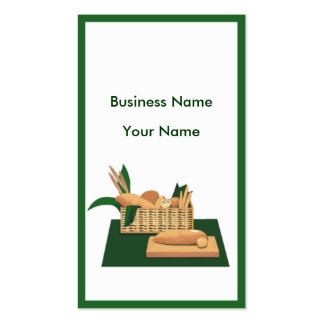 Bread Basket Business Card