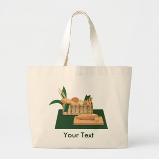 Bread Basket Tote Bag