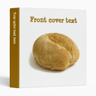 Bread Vinyl Binder