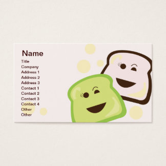 Bread - Business Business Card