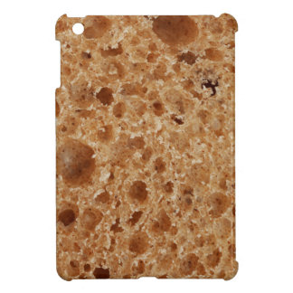Bread Close Up Print - Weird Unique Gift iPad Mini Cover