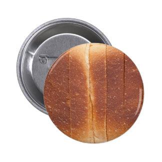 Bread crust pinback button