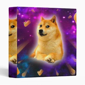 bread  - doge - shibe - space - wow doge binder