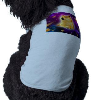 bread  - doge - shibe - space - wow doge tee