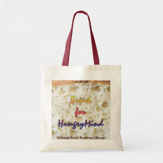Bread for Hungry Mind Tote Bags