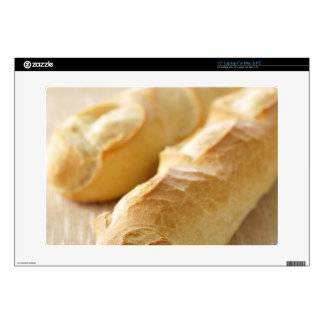 """Bread, french stick skin for 15"""" laptop"""