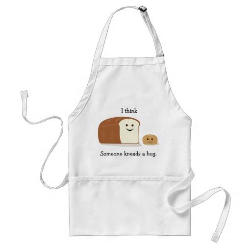 Bread Humor Apron