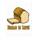 Bread is Life Post Cards