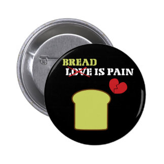 Bread Is Pain Button