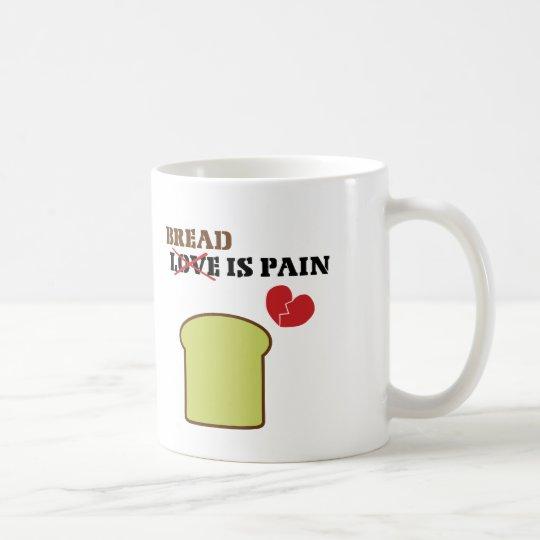 Bread Is Pain Coffee Mug