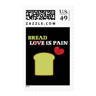 Bread Is Pain Postage