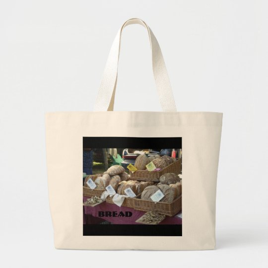 BREAD LARGE TOTE BAG