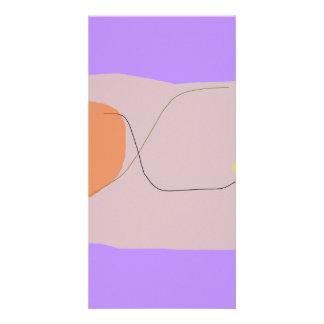Bread Lavender Card