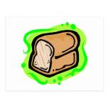 Bread Loaf Postcard
