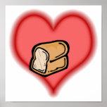 bread Loaf Poster