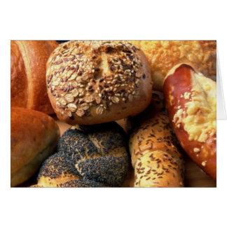 Bread Loaves Blank Card