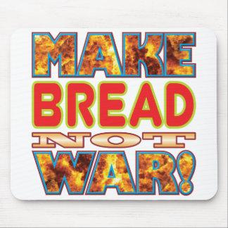Bread Make X Mouse Pad