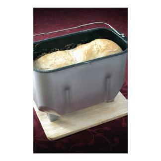 Bread maker stationery