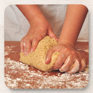 Bread Making Coaster