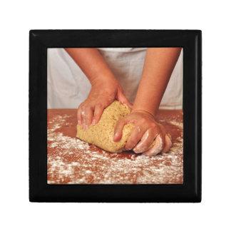 Bread Making Jewelry Box