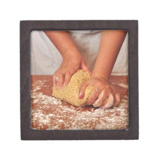 Bread Making Keepsake Box
