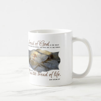 Bread of Life coffee mug
