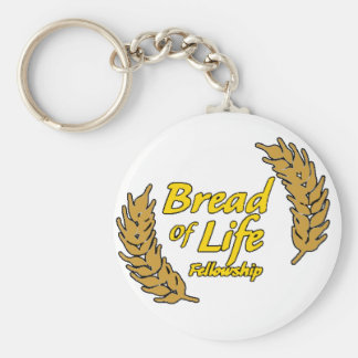 Bread Of Life Fellowship Keychain