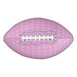 Bread Purple Pink Tiled Football