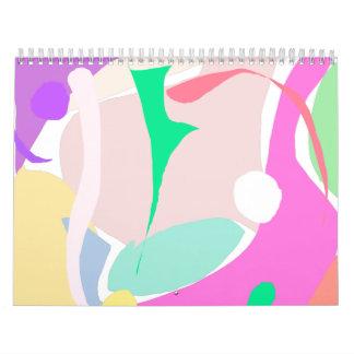 Bread Rice Potato Flour Knife Spoon Work Milk Calendar