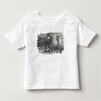 Bread Riot at the entrance to the House Toddler T-shirt