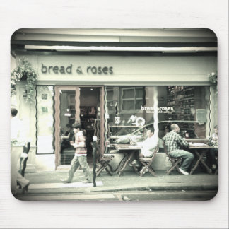 Bread & Roses Shop Mouse Pad