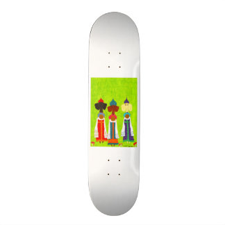 Bread & Salt Girls Skateboard Deck