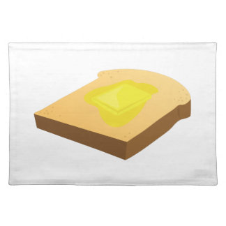 Bread Slice Cloth Placemat