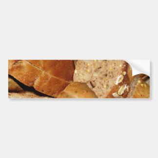 Bread Slices Bumper Sticker