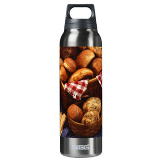 Bread still life 16 oz insulated SIGG thermos water bottle