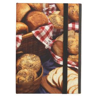 Bread still life iPad air case