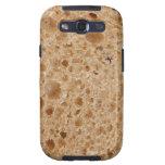 Bread Texture Samsung Galaxy SIII Case