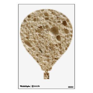 Bread texture room stickers
