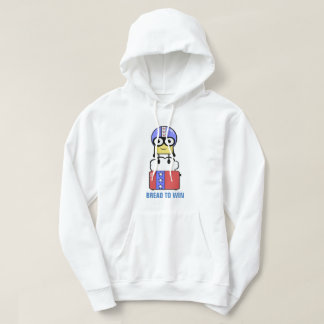 Bread to Win Hoodie