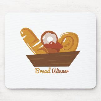 Bread Winner Mouse Pad