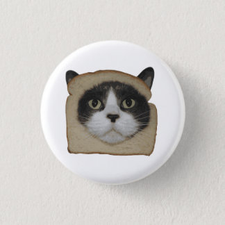 Breaded Inbread Cat Breading Button